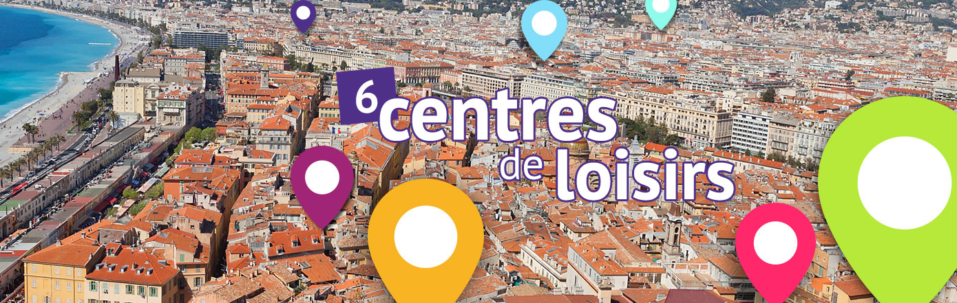 7 centres d'animations